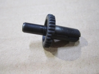 BLACK CAPPUCC.MILK TUBE CONNECTOR - Click for more info