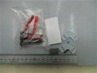 ASSY BRACKET P-WALL;HW-NW700,CR-SPCC,GRA - Click for more info