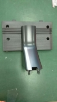 ASSY STAND P-GUIDE;65NU8000,PC+ABS - Click for more info