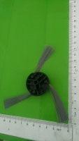 ASSY BRUSH CORNER-LEFT;VR10F71UCAV,-,COR - Click for more info
